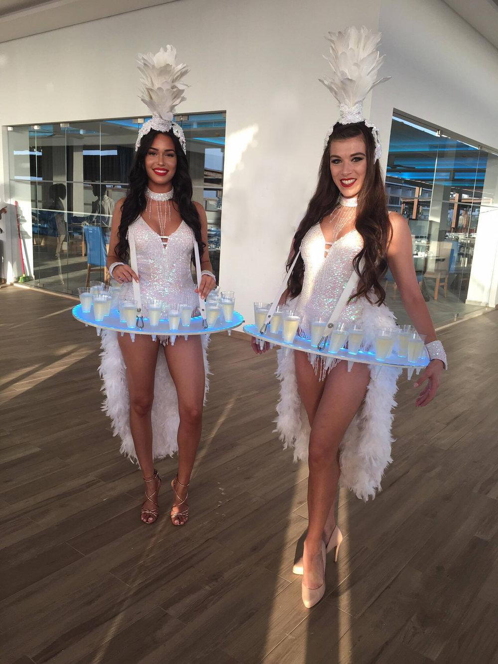 LED Roaming Tables White Showgirls.jpg