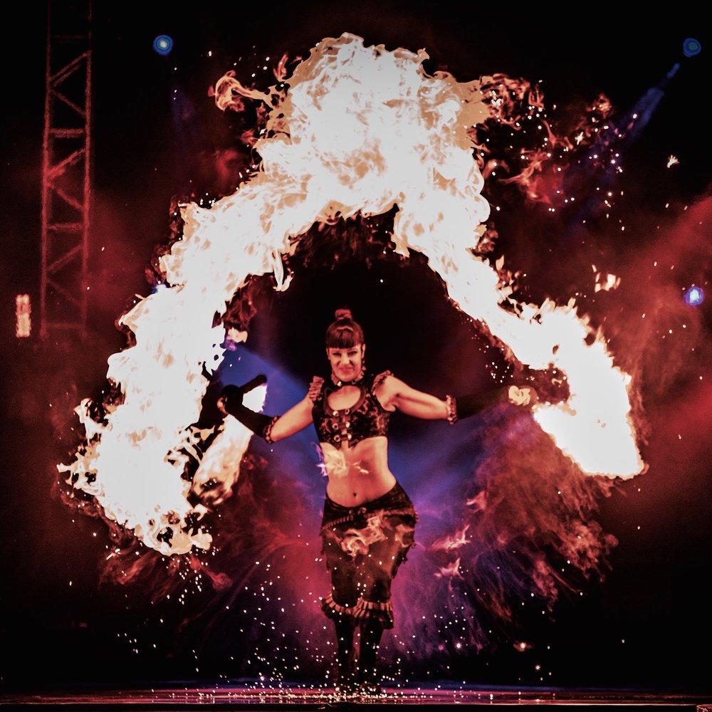 flame oz