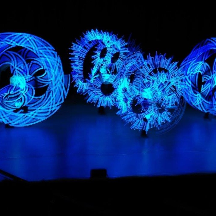 LED Glow Shows