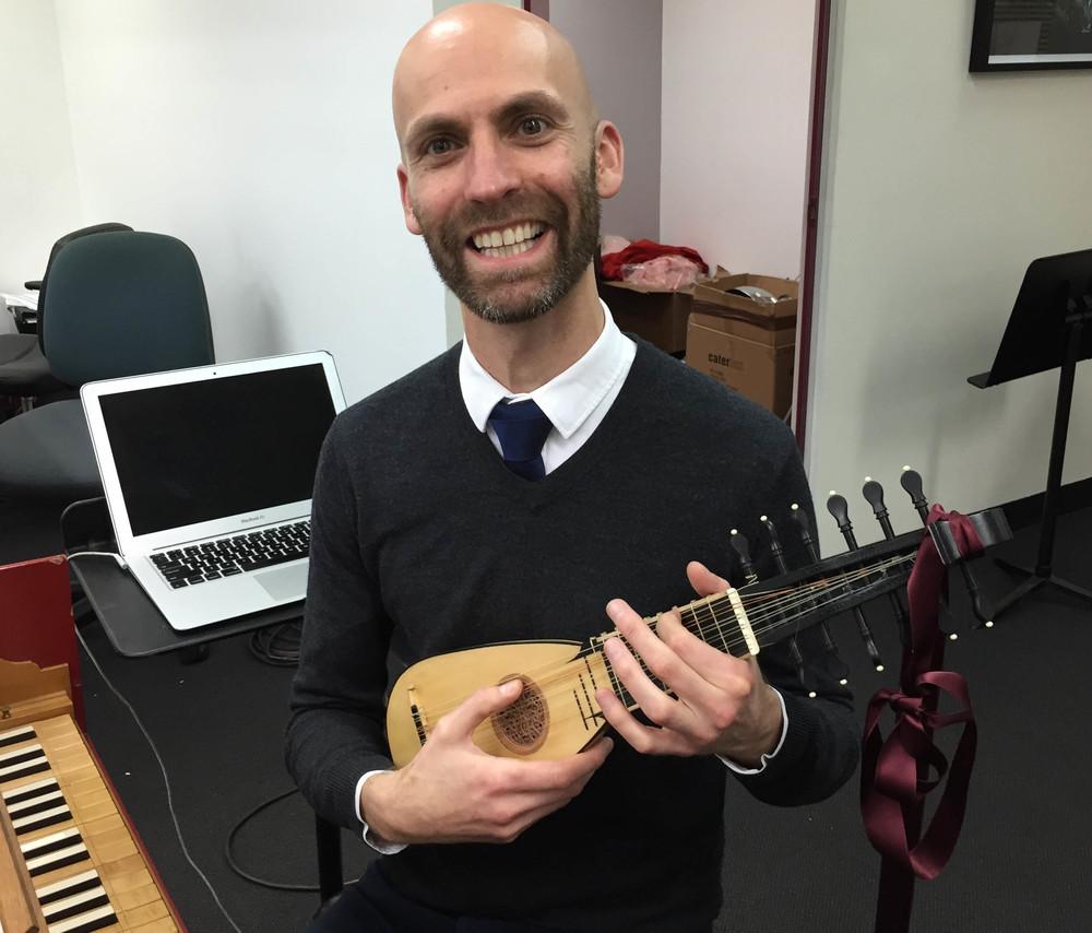Piccolo mandolin