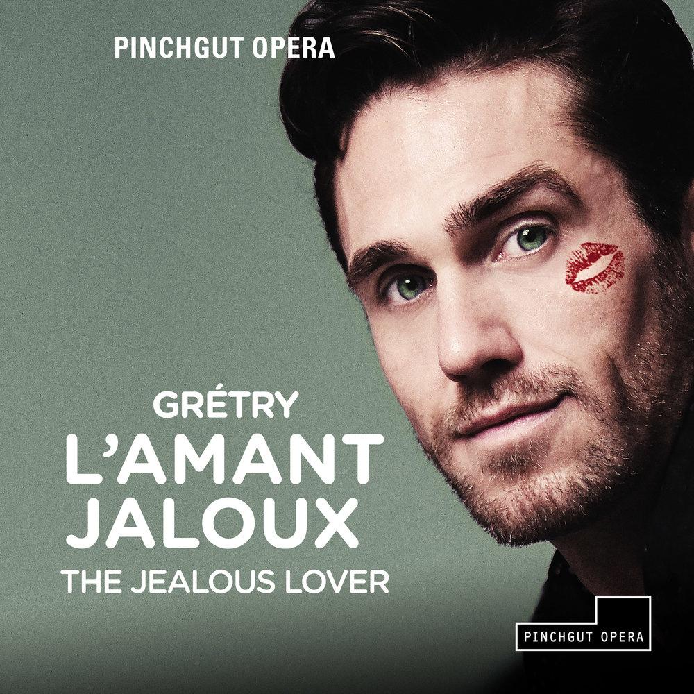 L'AMANT JALOUX CD ON SALE NOW!