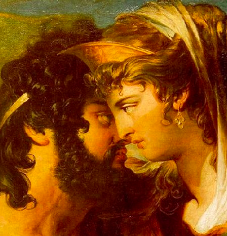 Nero and Poppea