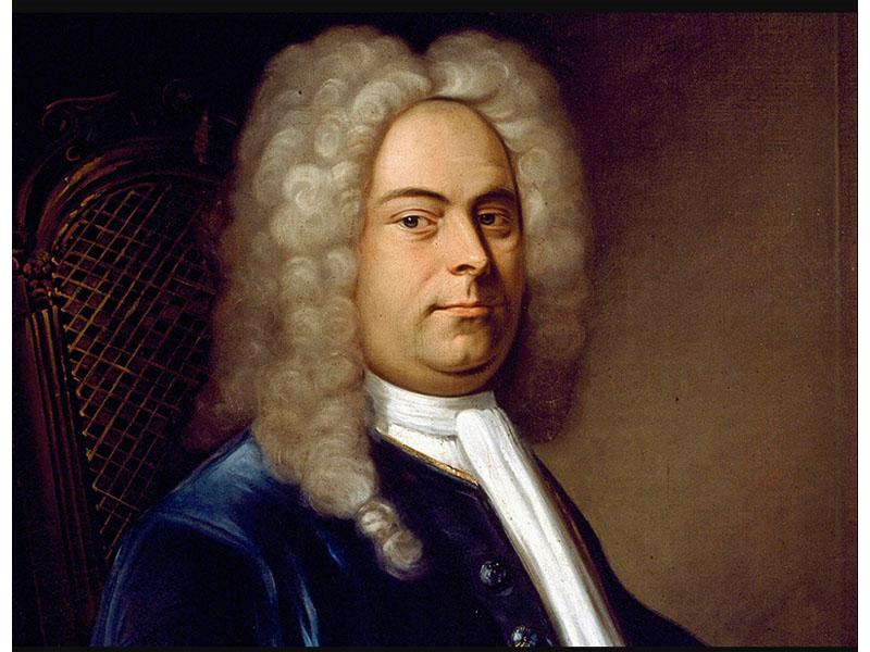 Georg Frideric Händel 1685 - 1759