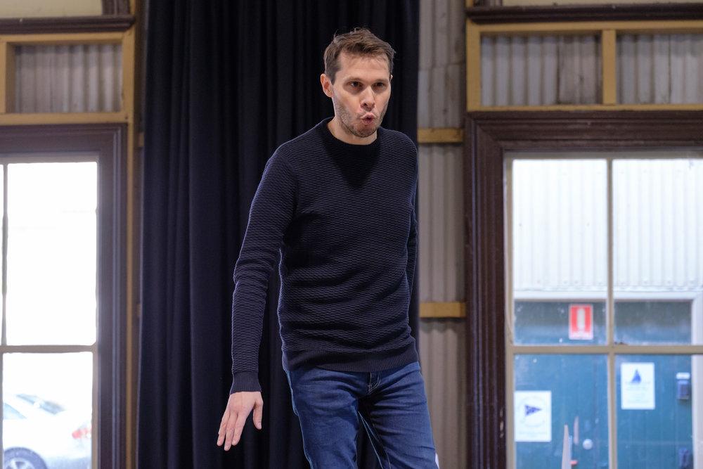 David Greco as Abner