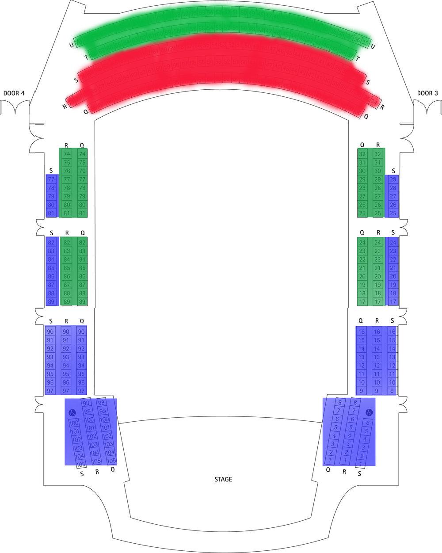 Level 2 City Recital Hall