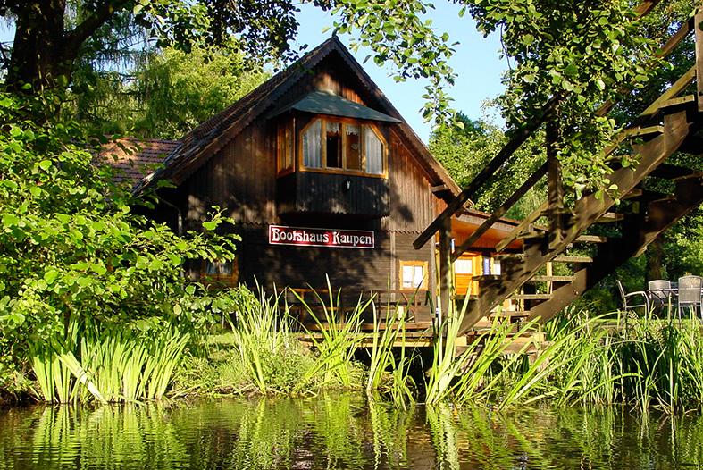 Bootshaus Kaupen Kanuverleih und FeWo
