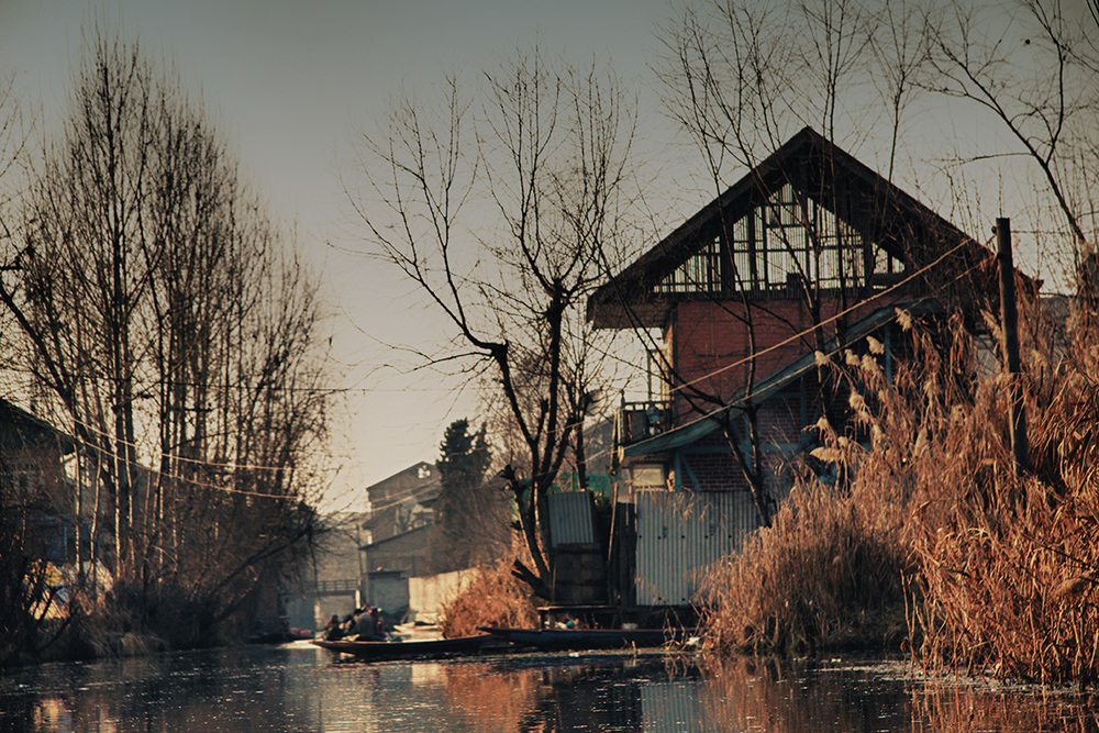 Old Dal Lake