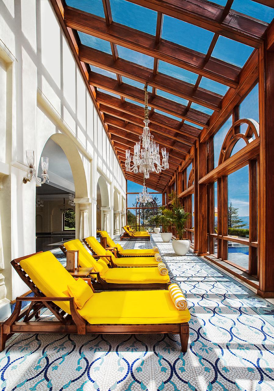 Wildflower Hall, Shimla, Oberoi Hotels & Resorts