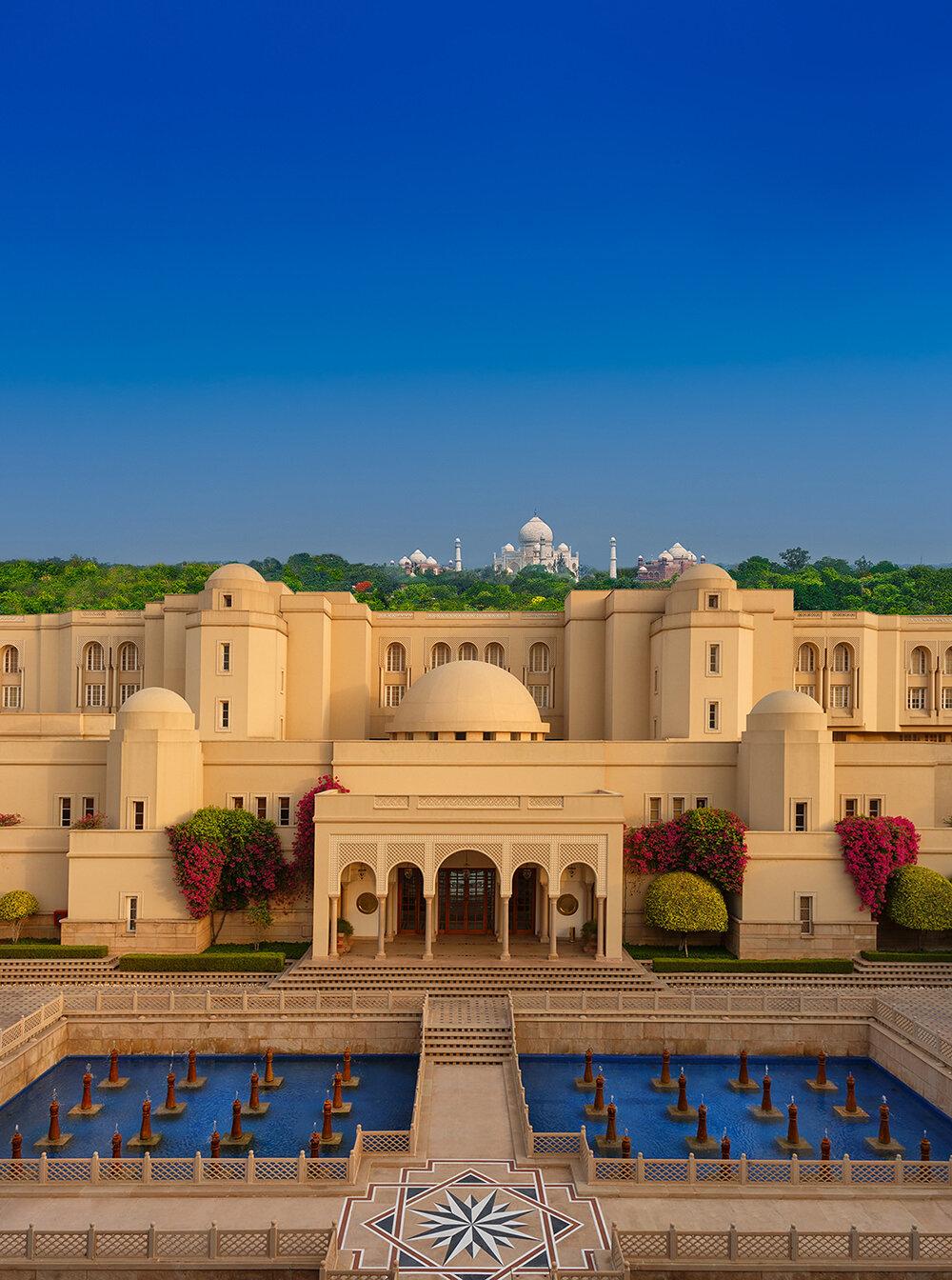Oberoi Amarvillas, Agra