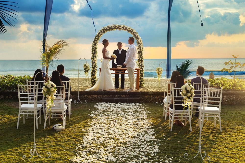 Oberoi Bali, Indonesia, Wedding
