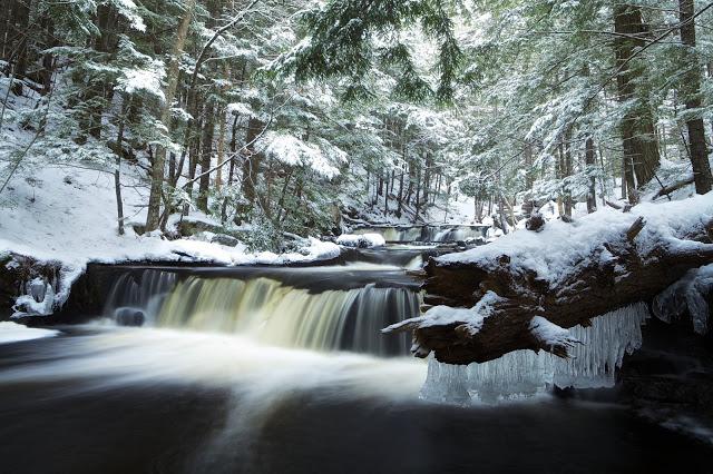 Eddinger falls, Nova Scotia