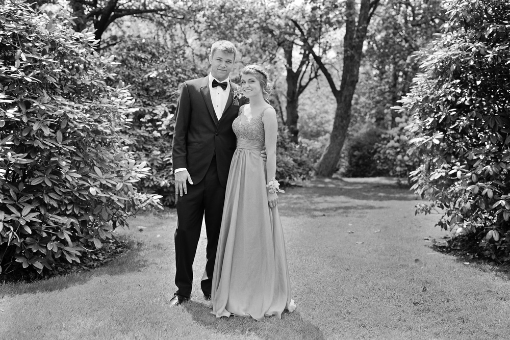 Nick and Abbie - Ilford FP4+