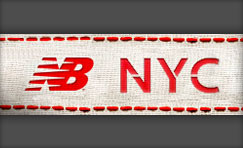 "NEW BALANCE NYC    ""..her ability to engage with a brand and creatively interpret it from numerous angles is crucial when telling a story."""