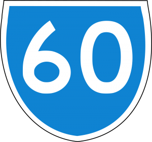 A State Route Shield