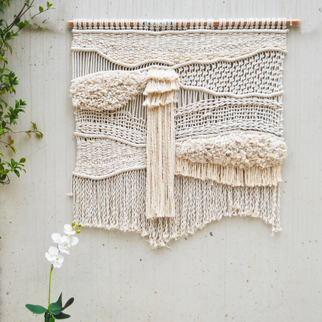 Macrame collection ranran design macrame for Wall hanging images