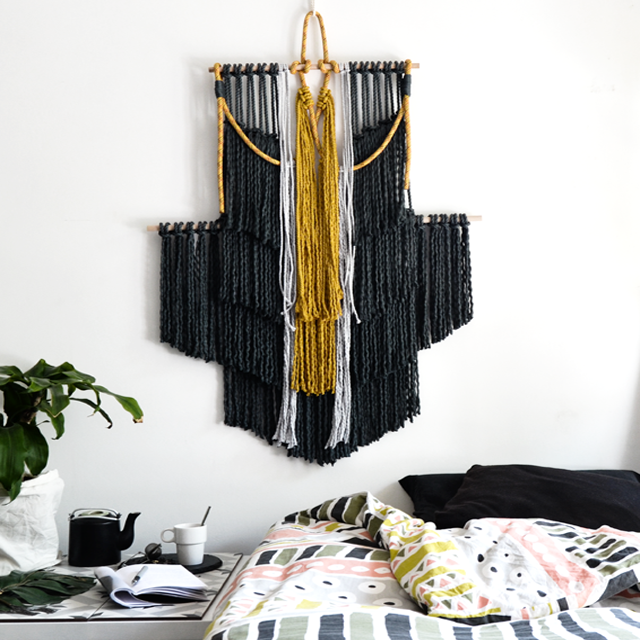 CONTEMPORANY MACRAME BY RANRAN DESIGN