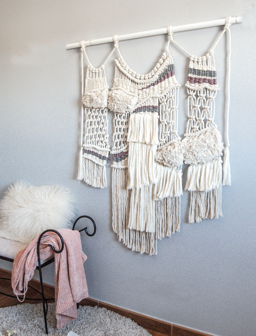 Contemporary Macrame