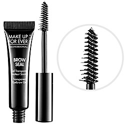 make up forever transparent eyebrow gel