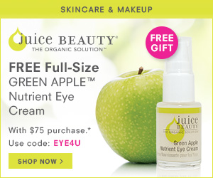 juicy beauty banner