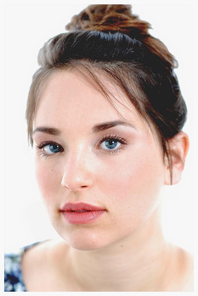 natural eye makeup tips final look