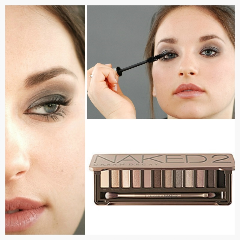 smokey eye makeup style