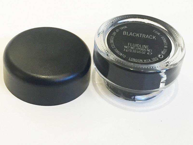 mac gel eyeliner