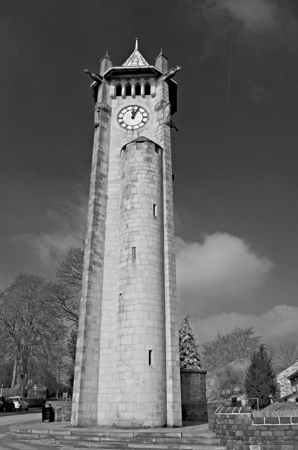 Lindley Clocktower