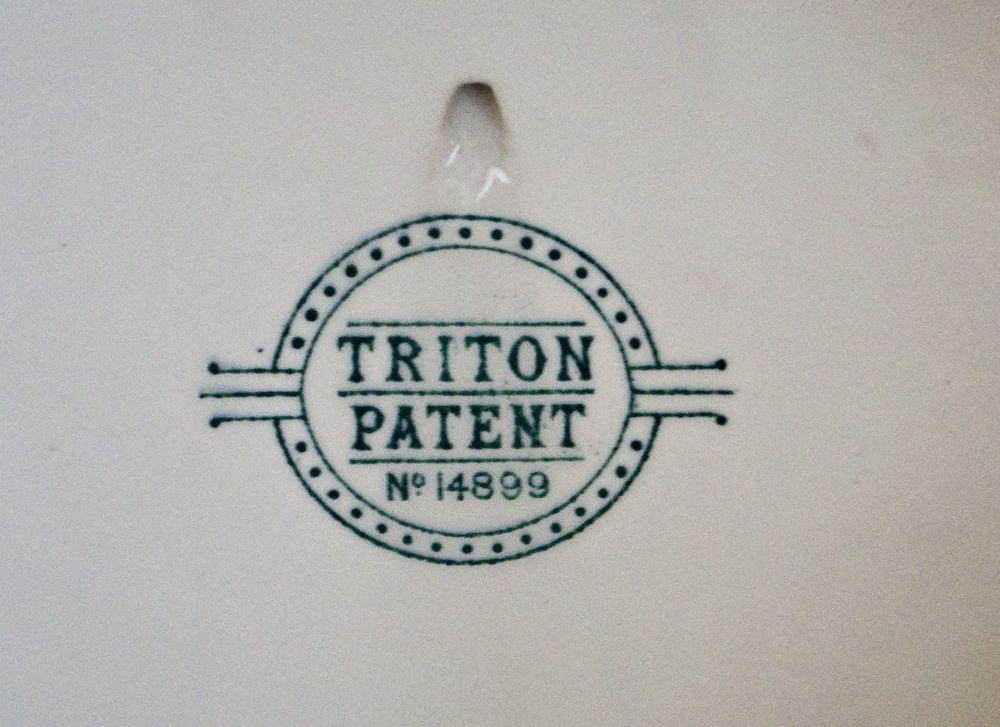 It's a Triton!
