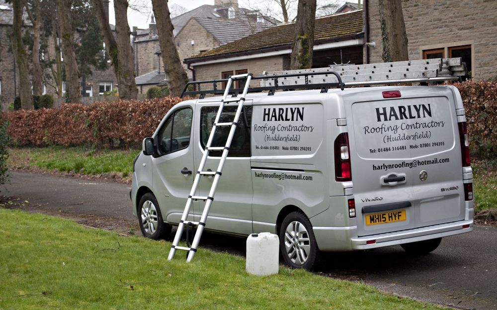 It turns out that Antony's named his roofing firm after his favourite place in Cornwall, Harlyn Bay