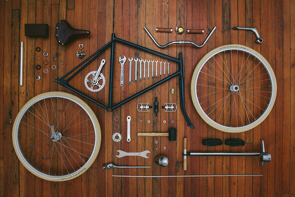 Heritage Bycicle