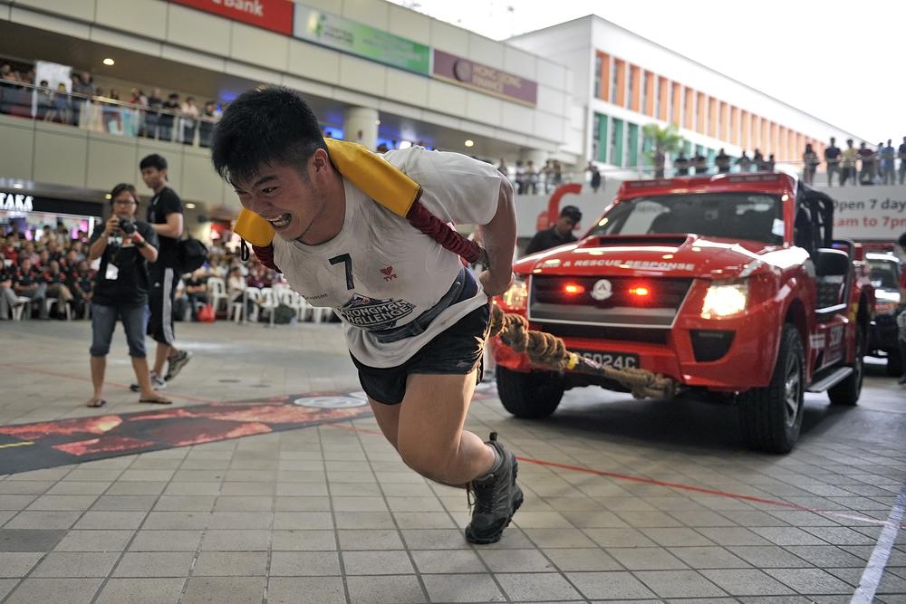 HomeTeam Strongman Challenge 2013