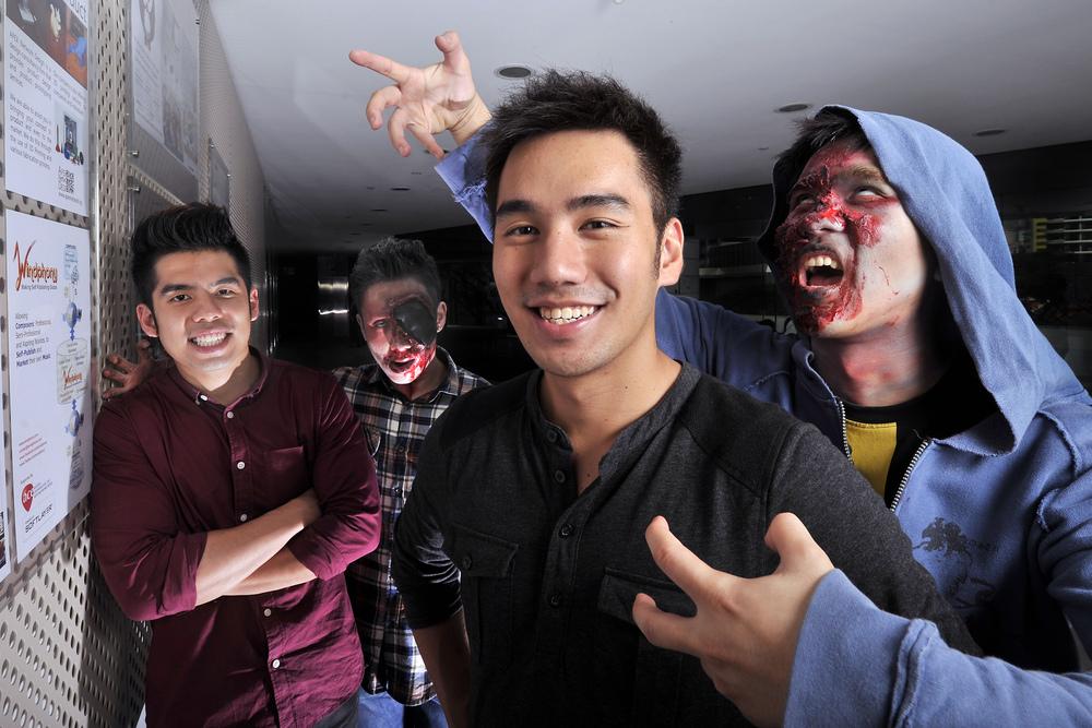Zombie Run: 'Race The Dead'