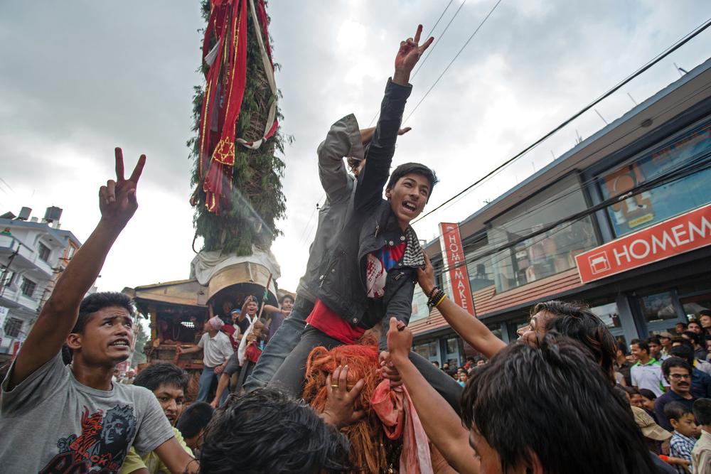 Bhoto Jatra, Nepal 2014