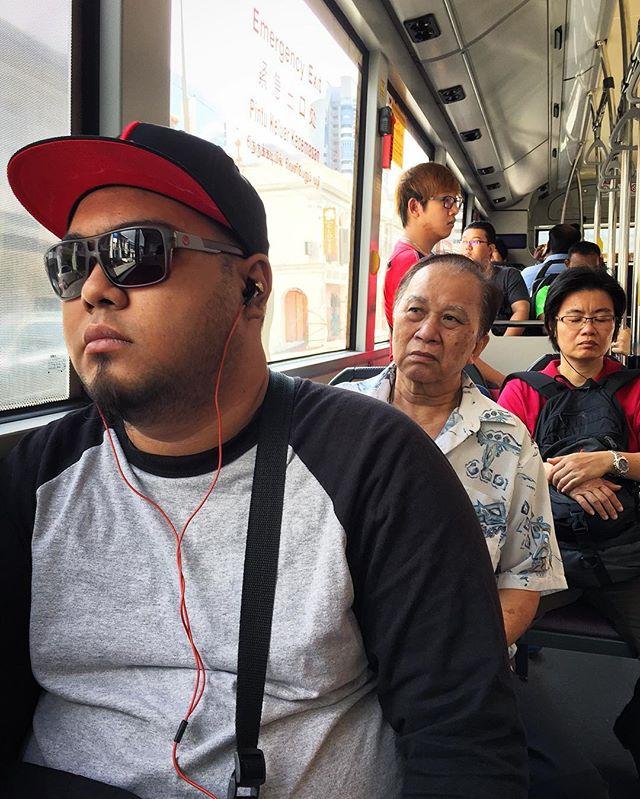 Bus 61.  #busrides #publictransport #smrt #commute #dailylife #urban #igsg #sgig #singapore #instasg #instagood #instadaily #instastreet #street #streetphoto #streetphotography #sgvsco #sgiger #vsco #vscocam #wearethestreet #iphoneonly #streetportrait