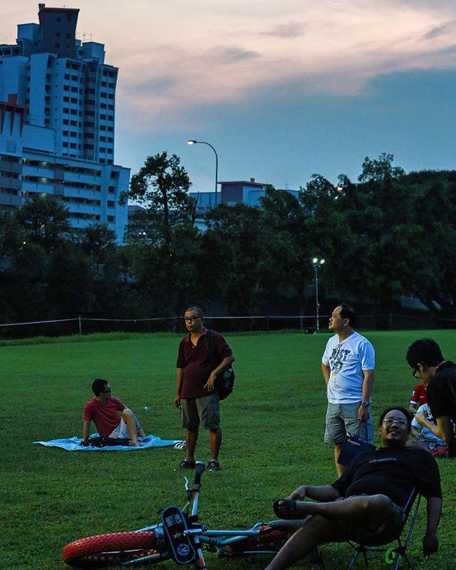 Before the rally began.  #bukitbatok #bukitbatokbyelection #sgelections #sgbyelection #sgheartlands #hdb #evening #magichour #igsg #sgig #sgiger #singapore #instasg #instagood #instadaily #instastreet #street #streetphotography #sgvsco #vsco #vscocam #urban #cityscape