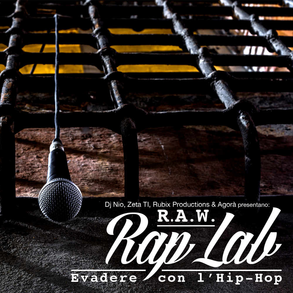 RAW Rap Lab - Cover