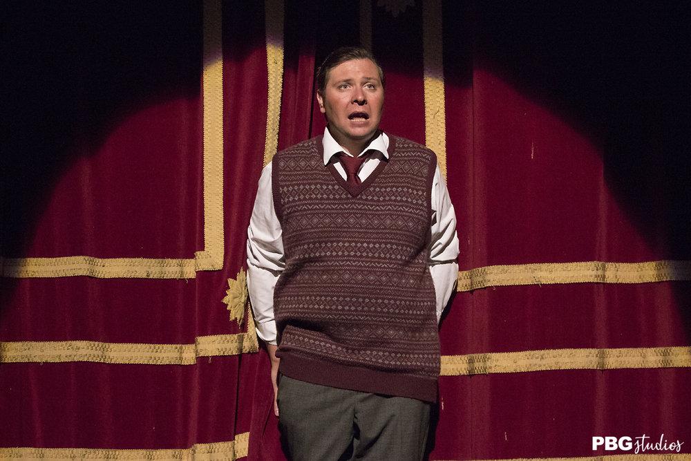 The Dresser. Theatre Royal Windsor (PTM Worldwide Ltd)