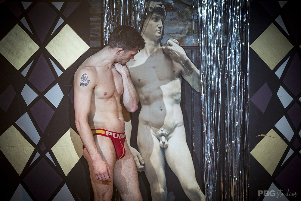 Boys in the Buff at the Kings Head (Lambco production)