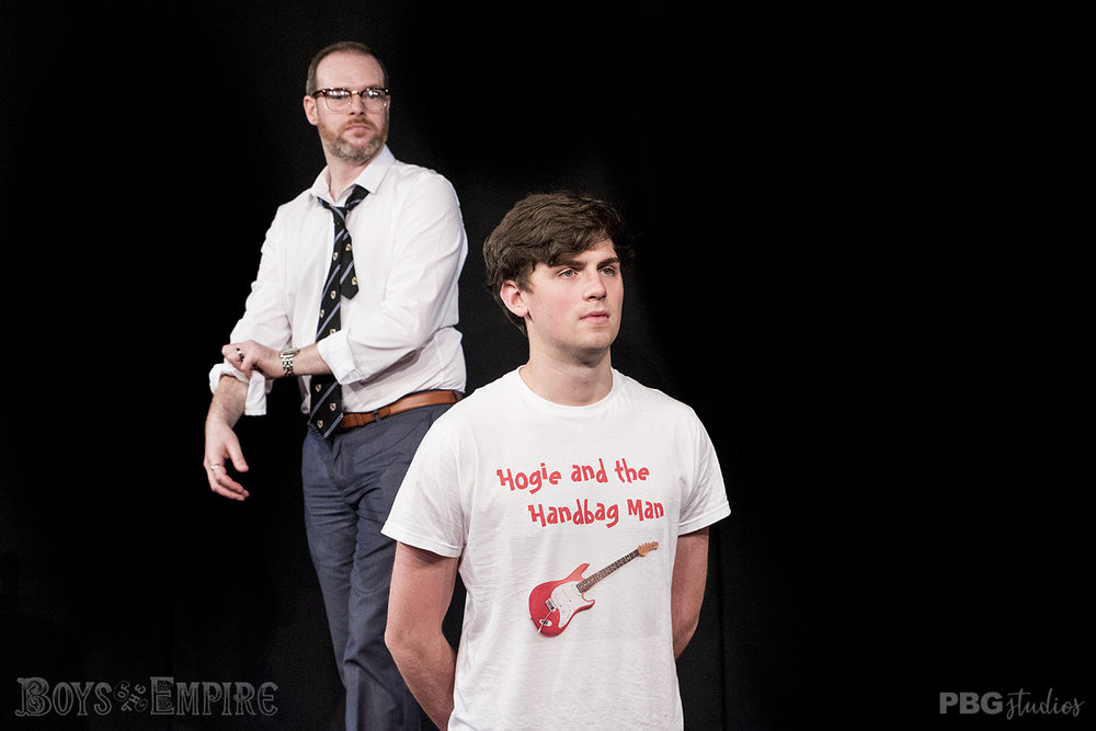 Kids Play (Boys of the Empire) at Above the Stag theatre