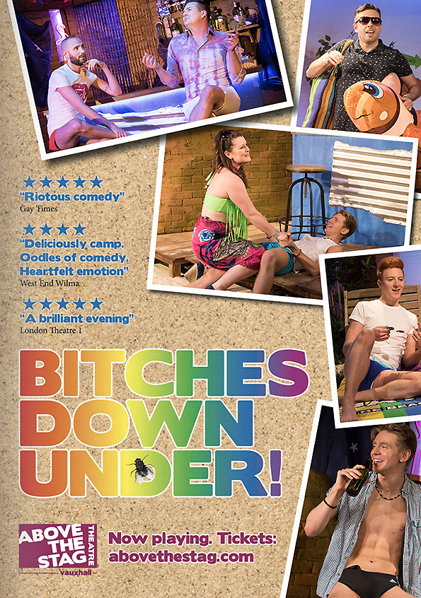 Bitches Down Under (ATS productions)