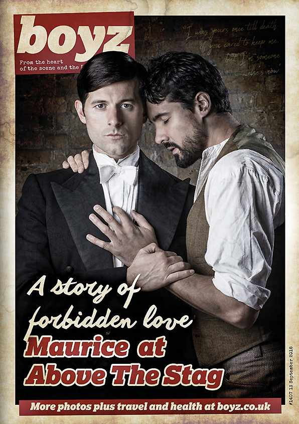 Boyz cover for Maurice (ATS production)
