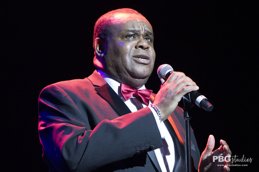 Clive Rowe - Live and Let Hedge charity fund raiser (Savoy theatre)