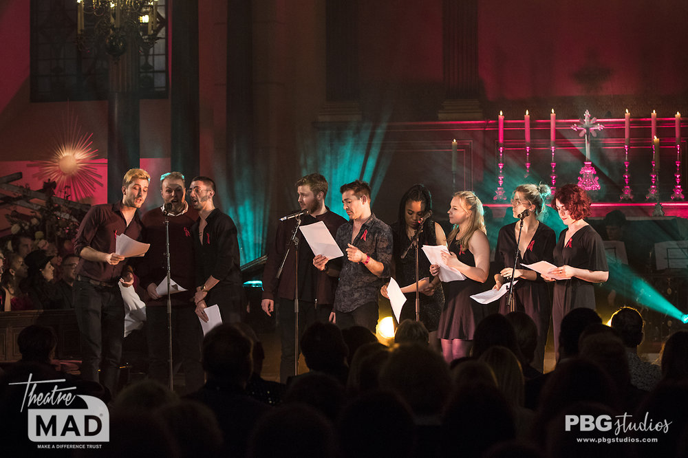 West End Christmas 2018 (The Actor Church)