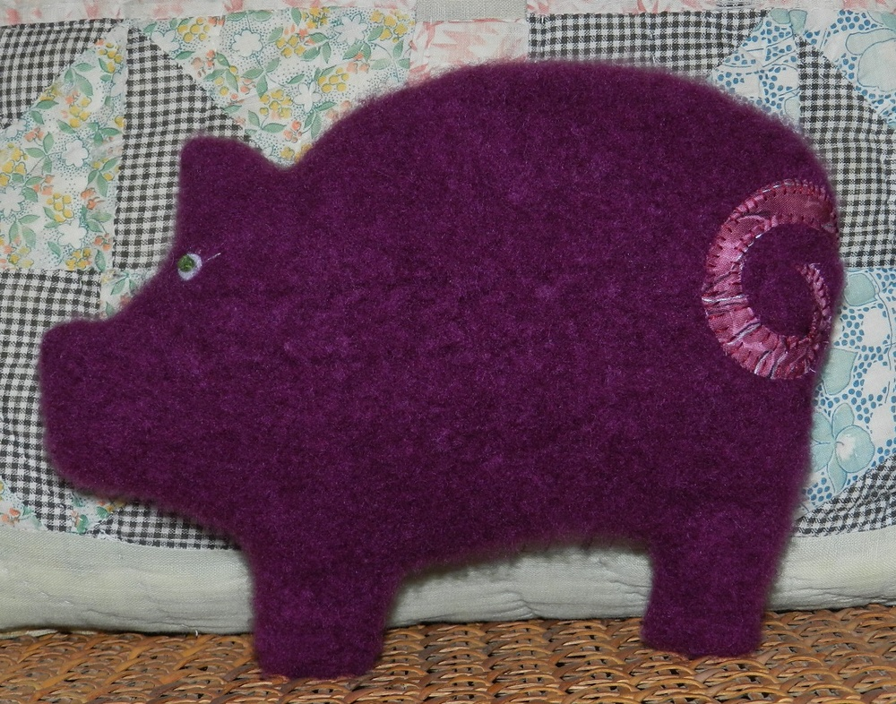 Penney, the Pig