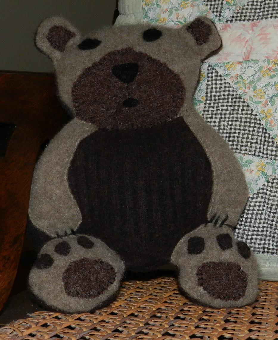 Honey, the Teddy Bear