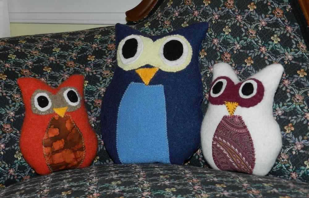 Othello, Odessa, Oakley, the Owls