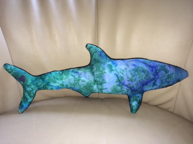Killer, the Shark - Back