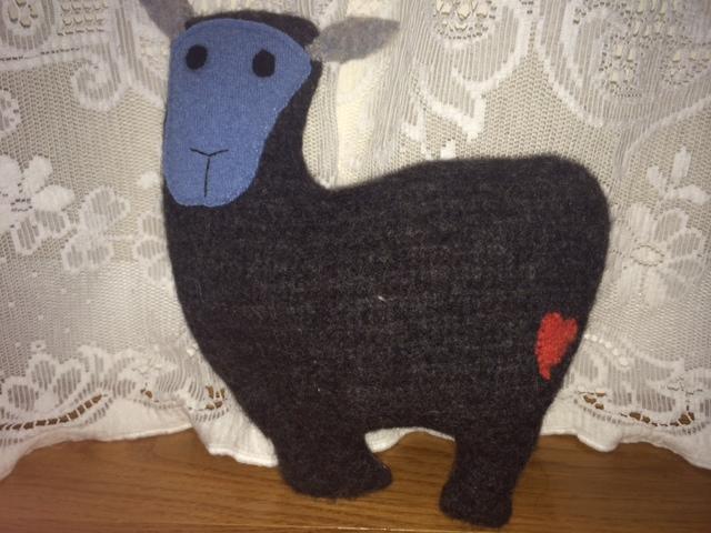 Cashel, the Sheep