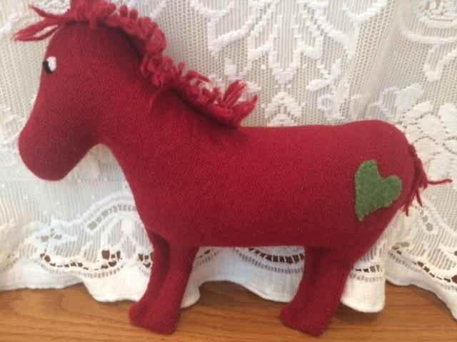 Cheyenne, the Horse
