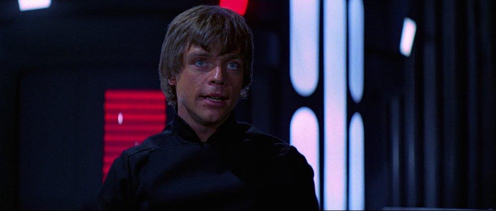 """""""I am a Jedi, like my father before me"""""""